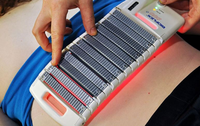 bioflex laser in use